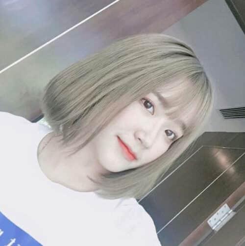 Kiểu tóc ngắn cá tính cho nữ đẹp nhất 2021 - Ảnh 10