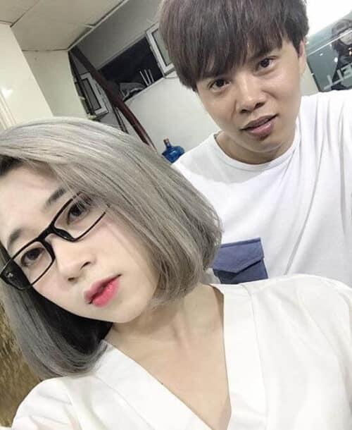 Kiểu tóc ngắn cá tính cho nữ đẹp nhất 2021 - Ảnh 11