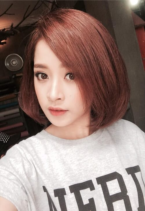 Kiểu tóc ngắn cá tính cho nữ đẹp nhất 2021 - Ảnh 12