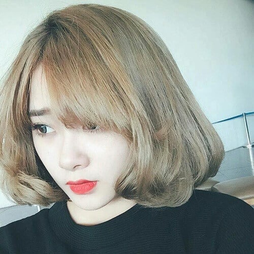 Kiểu tóc ngắn cá tính cho nữ đẹp nhất 2021 - Ảnh 13