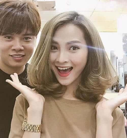 Kiểu tóc ngắn cá tính cho nữ đẹp nhất 2021 - Ảnh 14