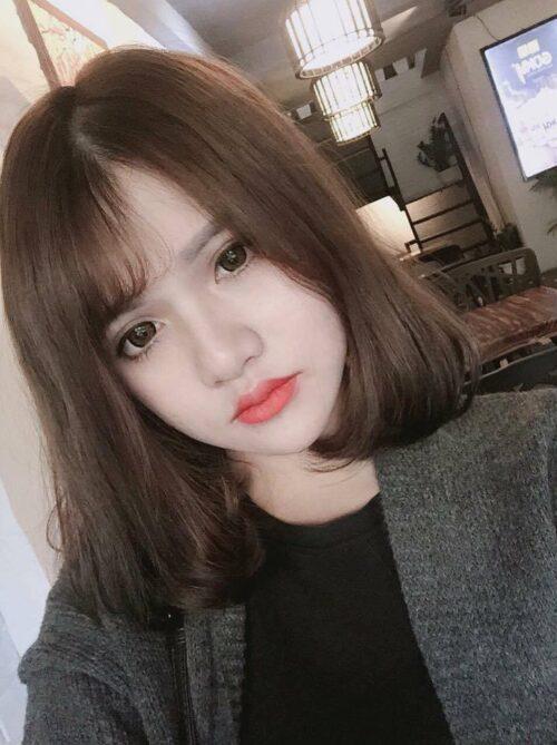 Kiểu tóc ngắn cá tính cho nữ đẹp nhất 2021 - Ảnh 18