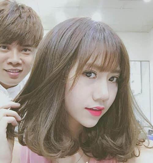 Kiểu tóc ngắn cá tính cho nữ đẹp nhất 2021 - Ảnh 19