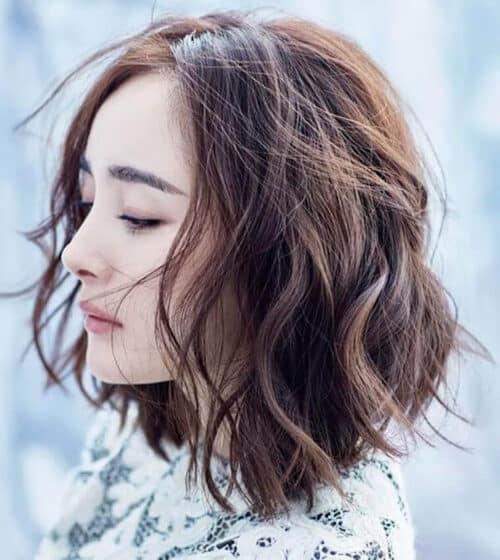 Kiểu tóc ngắn cá tính cho nữ đẹp nhất 2021 - Ảnh 21