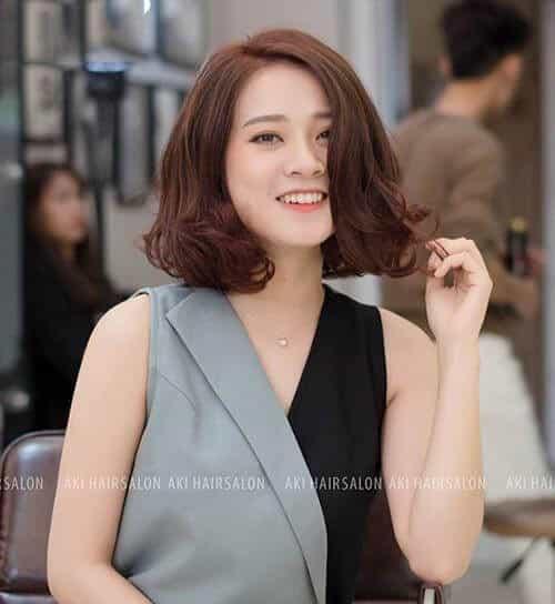 Kiểu tóc ngắn cá tính cho nữ đẹp nhất 2021 - Ảnh 22