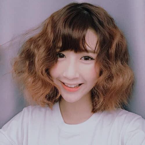 Kiểu tóc ngắn cá tính cho nữ đẹp nhất 2021 - Ảnh 23