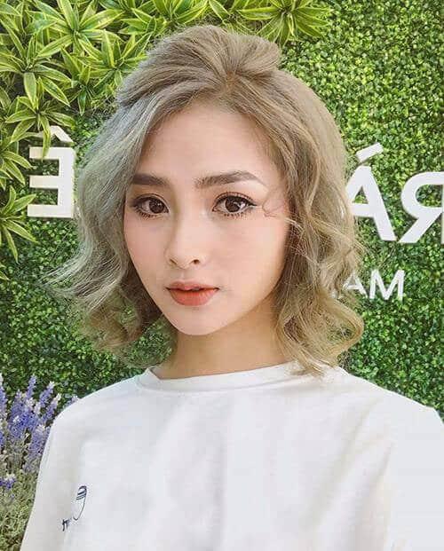 Kiểu tóc ngắn cá tính cho nữ đẹp nhất 2021 - Ảnh 6