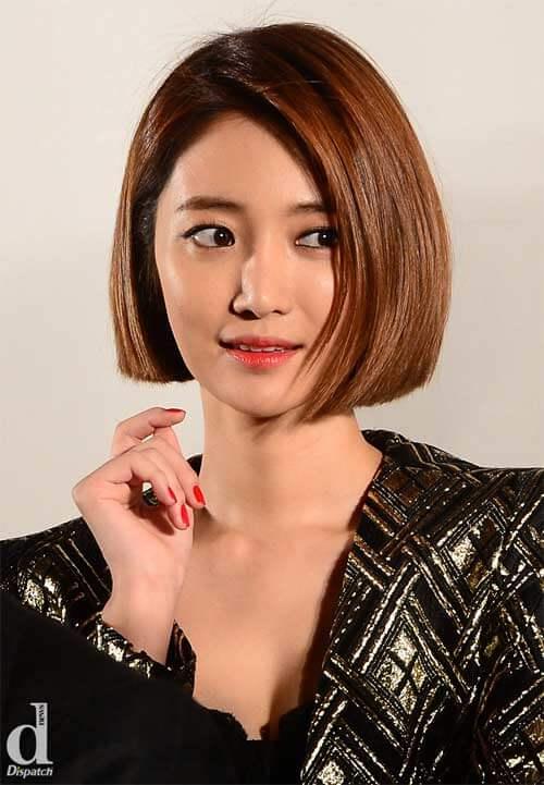 Kiểu tóc ngắn cá tính cho nữ đẹp nhất 2021 - Ảnh 9