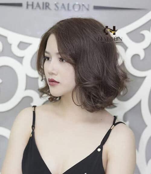 Kiểu tóc xoăn đuôi đẹp 2021 phái nữ yêu thích - Ảnh 11