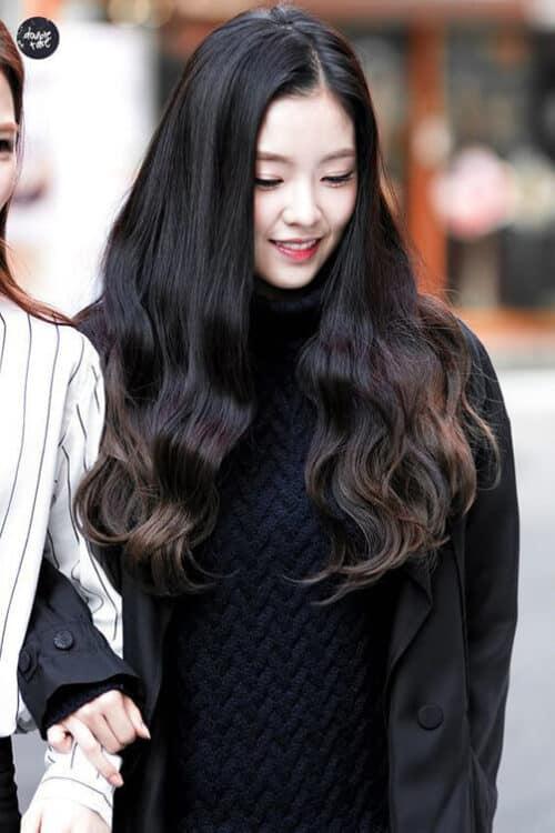 Kiểu tóc xoăn đuôi đẹp 2021 phái nữ yêu thích - Ảnh 14