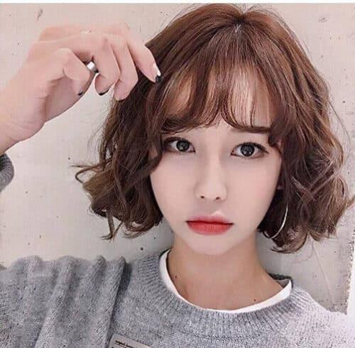 Kiểu tóc xoăn đuôi đẹp 2021 phái nữ yêu thích - Ảnh 15