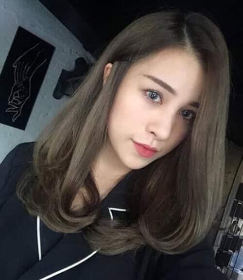 Kiểu tóc xoăn đuôi đẹp 2021 phái nữ yêu thích - Ảnh 31