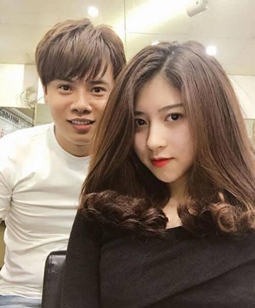 Kiểu tóc xoăn đuôi đẹp 2021 phái nữ yêu thích - Ảnh 7