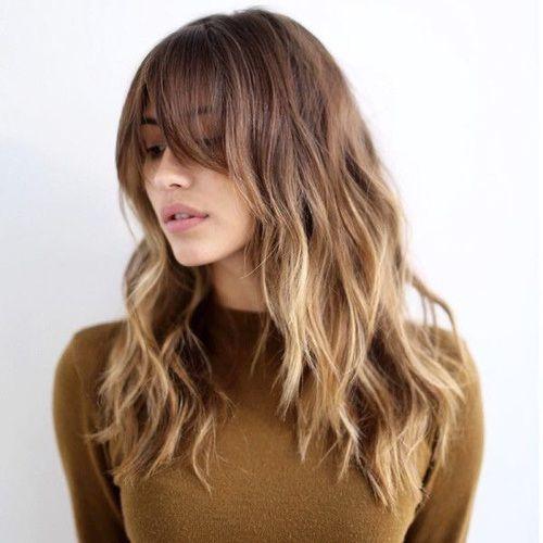Tóc dài uốn bồng bềnh