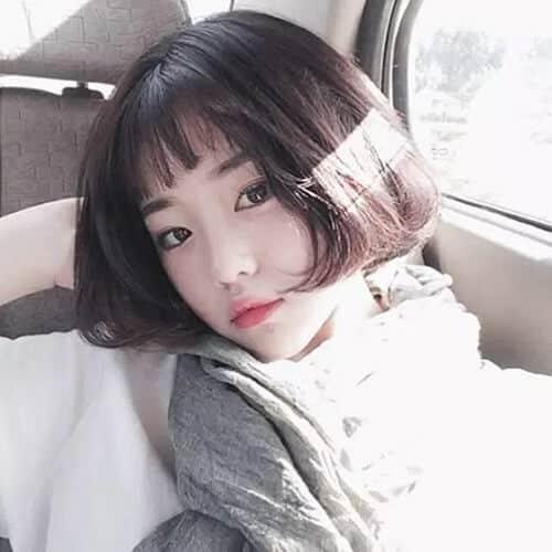 Kiểu tóc bob đẹp 2021 làm chị em mê mẩn - Ảnh 10