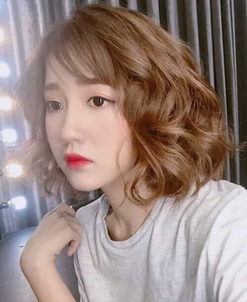 Kiểu tóc bob đẹp 2021 làm chị em mê mẩn - Ảnh 18