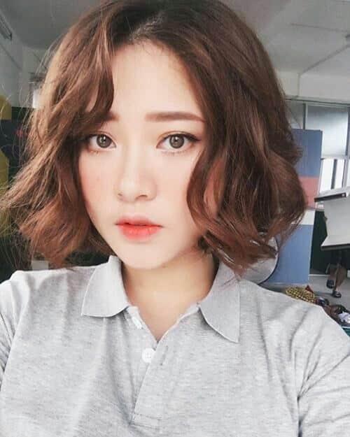 Kiểu tóc bob đẹp 2021 làm chị em mê mẩn - Ảnh 24