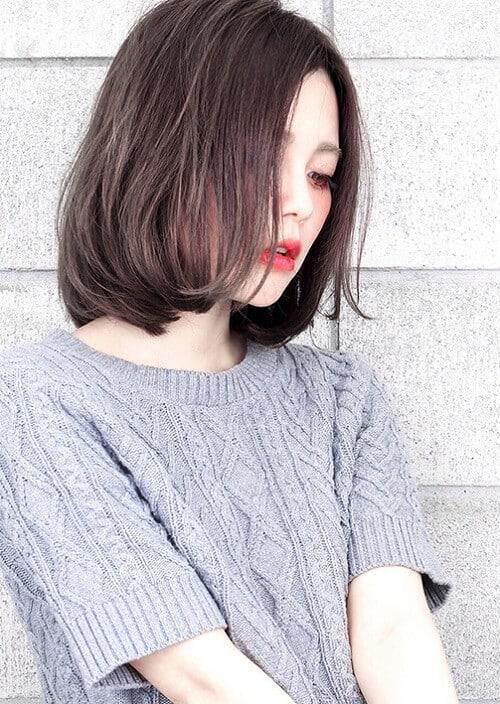 Kiểu tóc bob đẹp 2021 làm chị em mê mẩn - Ảnh 4