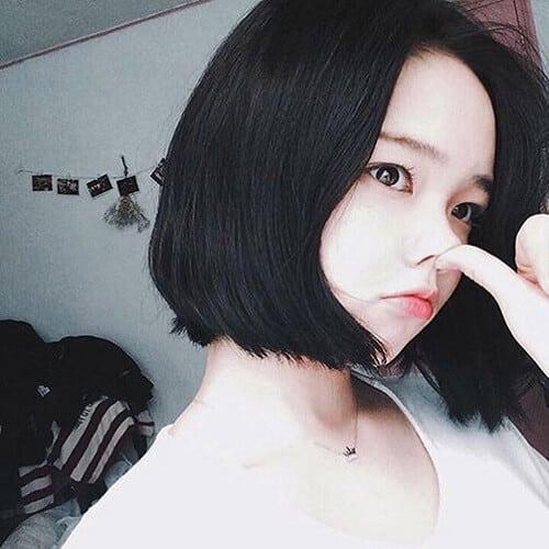 Kiểu tóc bob đẹp 2021 làm chị em mê mẩn - Ảnh 5