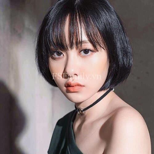 Kiểu tóc bob đẹp 2021 làm chị em mê mẩn - Ảnh 9