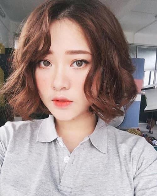 Kiểu tóc gợn sóng 2021 đẹp mê li cho phái nữ - Ảnh 16