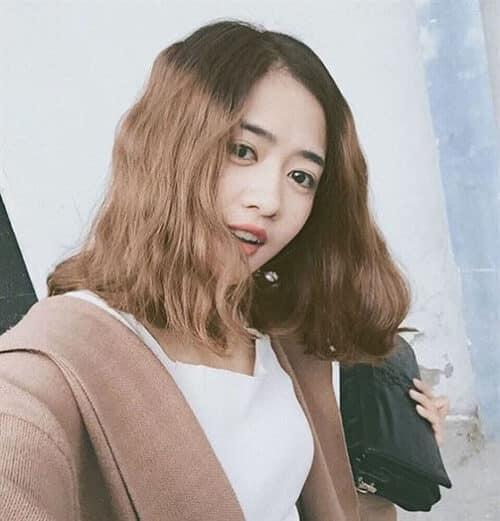 Kiểu tóc gợn sóng 2021 đẹp mê li cho phái nữ - Ảnh 19