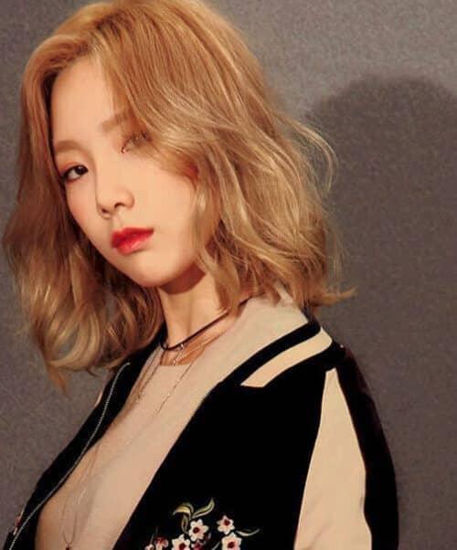 Kiểu tóc gợn sóng 2021 đẹp mê li cho phái nữ - Ảnh 25