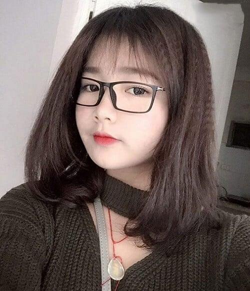Kiểu tóc ngắn uốn đuôi đẹp nhất 2021 - Ảnh 11
