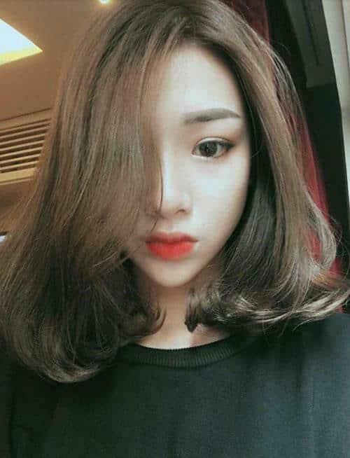 Kiểu tóc ngắn uốn đẹp nhất 2021 - Ảnh 14