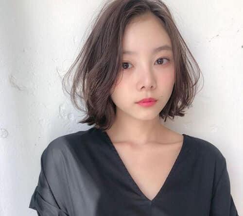 Kiểu tóc ngắn uốn đẹp nhất 2021 - Ảnh 10