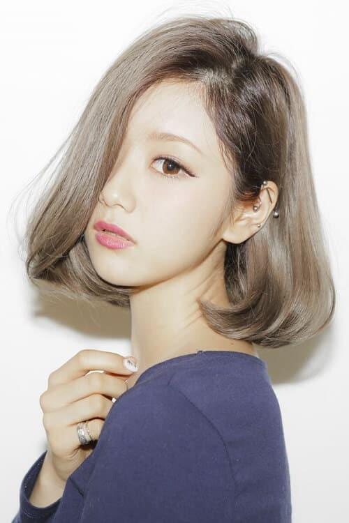Kiểu tóc ngắn uốn đẹp nhất 2021 - Ảnh 11