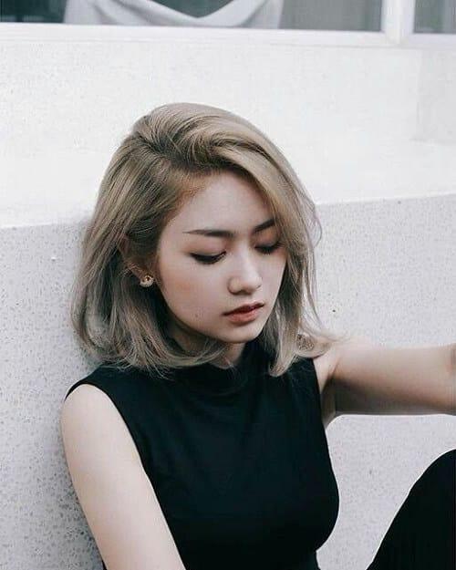 Kiểu tóc ngắn uốn đẹp nhất 2021 - Ảnh 6