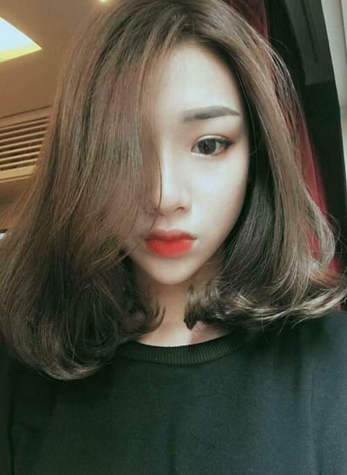 Kiểu tóc uốn đuôi 2021 đẹp lộng lẫy cho phái nữ - Ảnh 11