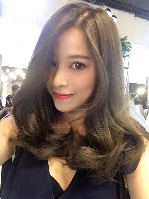 Kiểu tóc uốn đuôi 2021 đẹp lộng lẫy cho phái nữ - Ảnh 21