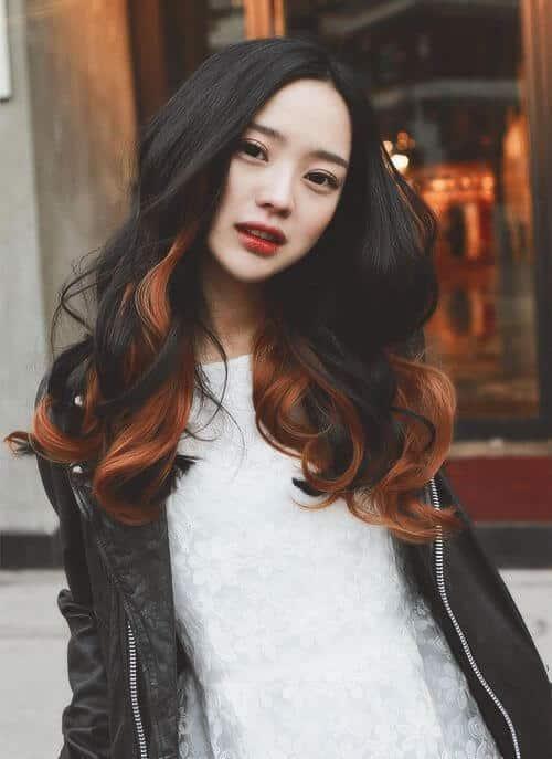 Kiểu tóc uốn đuôi 2021 đẹp lộng lẫy cho phái nữ - Ảnh 30