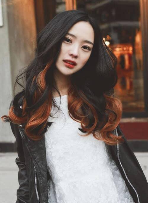Kiểu tóc xoăn lọn to 2021 đẹp - Ảnh 1