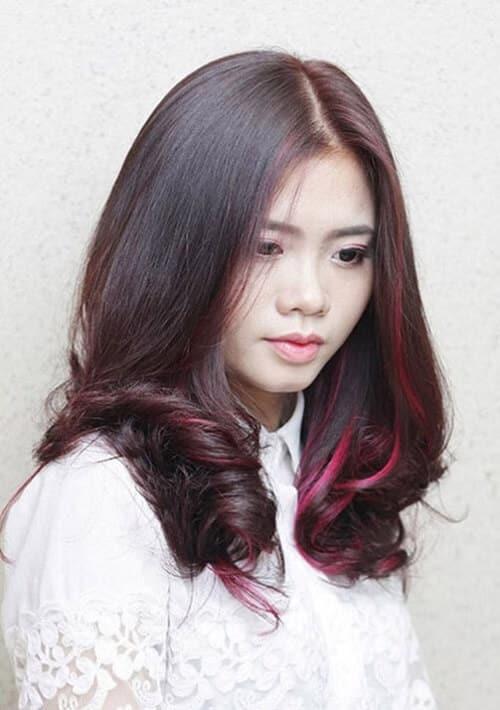 Kiểu tóc xoăn lọn to 2021 đẹp - Ảnh 6