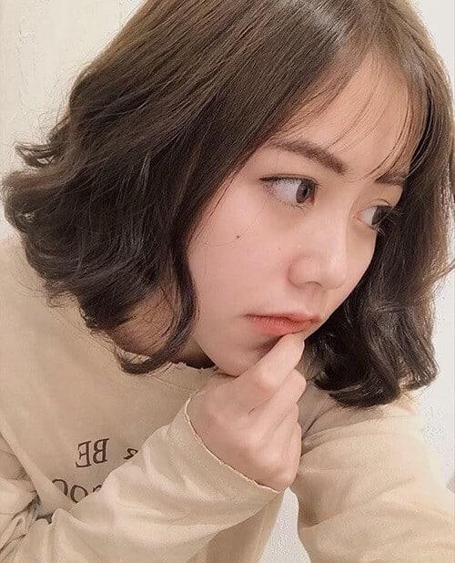 Kiểu tóc xoăn ngắn 2021 đẹp nhất cho phái nữ - Ảnh 2