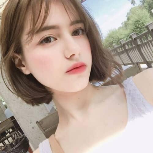 Kiểu tóc xoăn ngắn 2021 đẹp nhất cho phái nữ - Ảnh 23