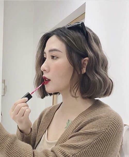 Kiểu tóc xoăn ngắn 2021 đẹp nhất cho phái nữ - Ảnh 5