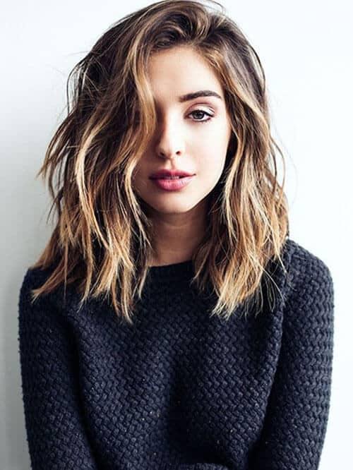 Kiểu tóc xoăn sóng đẹp 2021 phù hợp mọi gương mặt - Ảnh 15