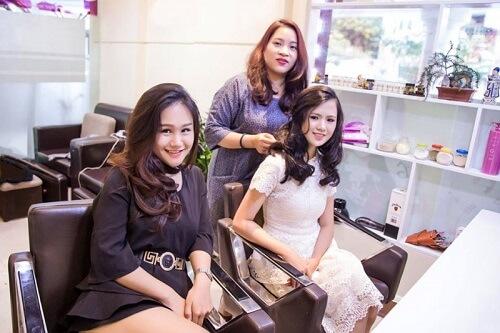 Trang PT Salon