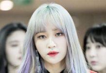 Màu tóc bạch kim ánh tím: Gam màu hoàn hảo trong làn sóngmê mẩn tím lilac của dân tình