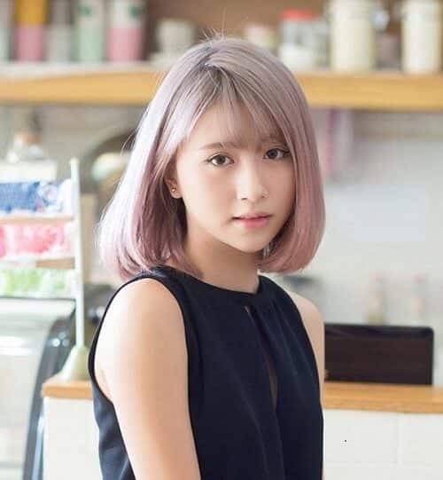 Kiểu tóc ngắn uốn đẹp nhất 2021 - Ảnh 7