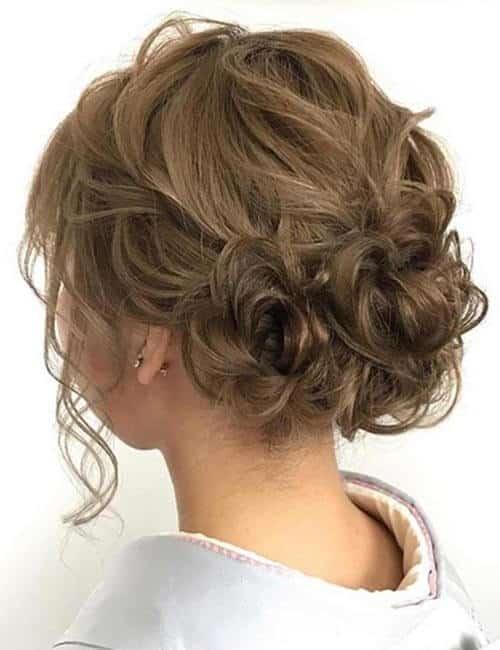 Kiểu tóc hoàng gia hiện đại