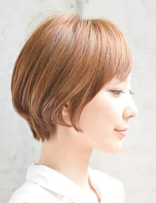 Tóc Pixie được cắt khéo, bám như điêu khắc