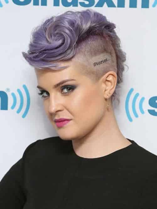 Kiểu tóc undercut nữ 2021- Ảnh 10