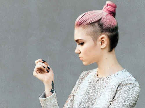 Kiểu tóc undercut nữ 2021- Ảnh 13