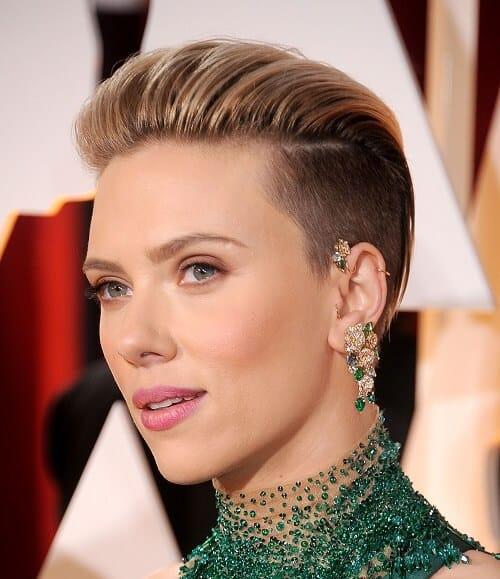Kiểu tóc undercut nữ 2021- Ảnh 19
