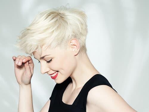 Kiểu tóc undercut nữ 2021- Ảnh 2